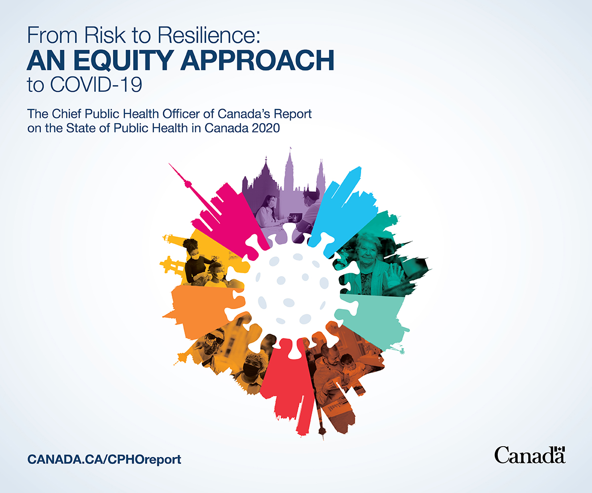 NEW CPHO Report - From Risk to Resilience: An Equity Approach to COVID-19 - Image 1