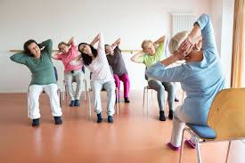 Silver Threads Exercise and Chair Yoga Cancelled - Image 1