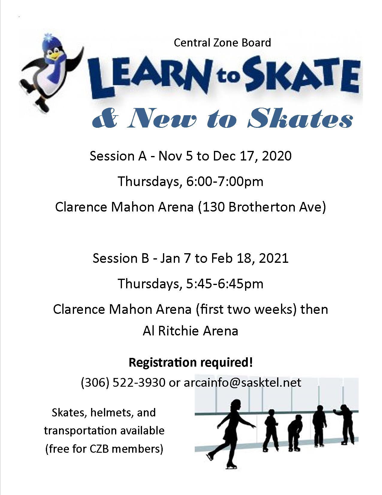 New to Skates