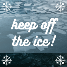 Keep off the Ice