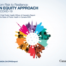 NEW CPHO Report - From Risk to Resilience: An Equity Approach to COVID-19